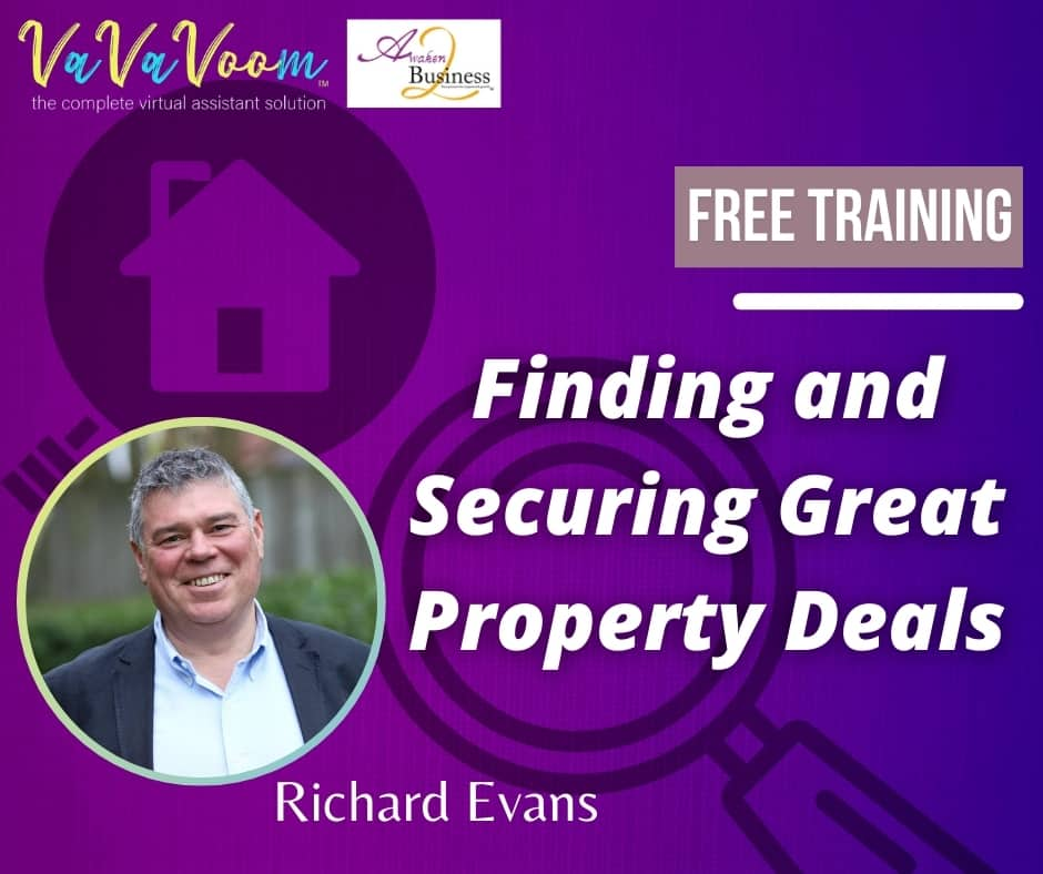finding and securing great property deals